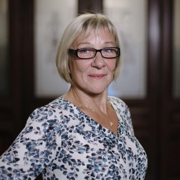 Anneli Rehnfors Ordförande (C)